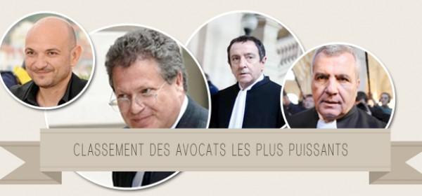 Que doit-on penser du classement des avocats les plus puissants de France de GQ ?