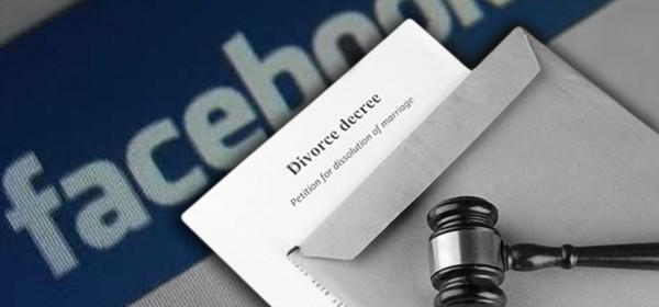 Lorsque Facebook facilite le divorce