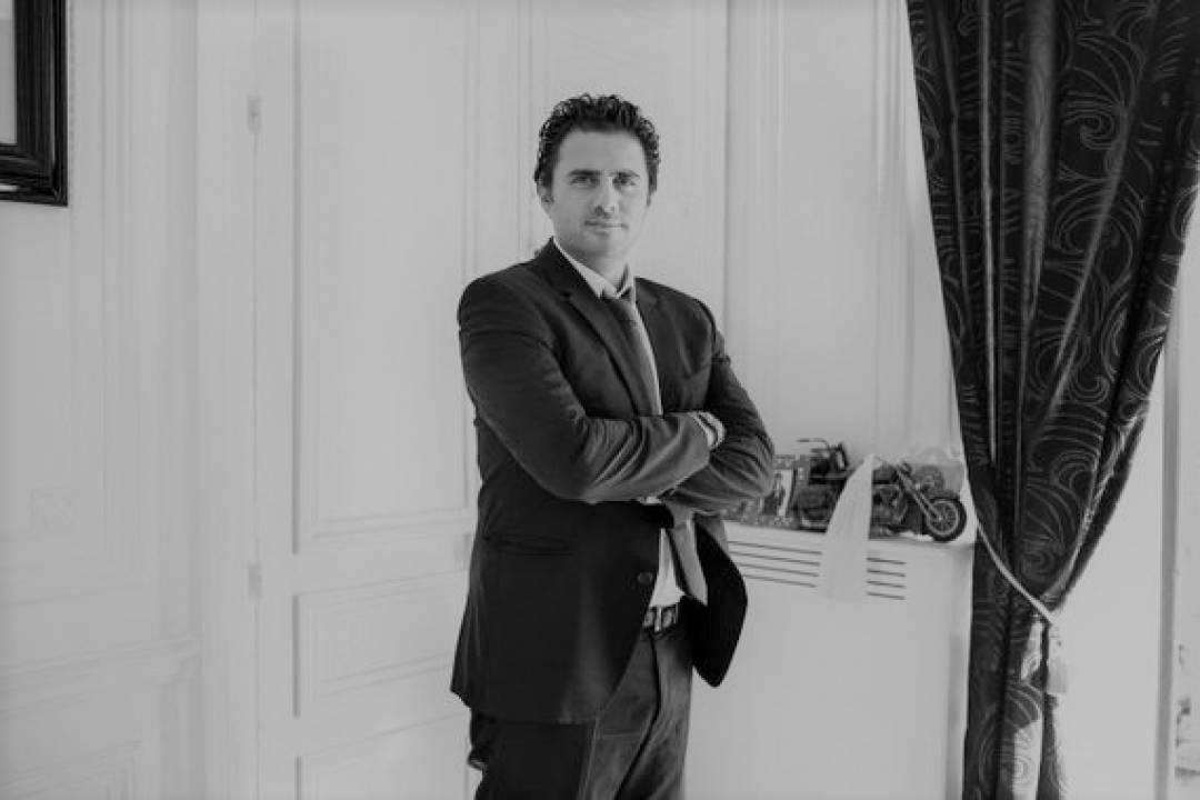 Portrait de Steve Ruben, avocat