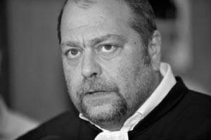 L'avocat Dupond Moretti
